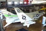 154502 - LTV A-7B Corsair II at the Frontiers of Flight Museum, Dallas TX