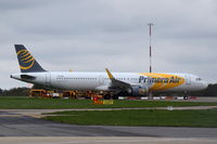 EI-LIA @ EGSH - Parked at Norwich. - by Graham Reeve