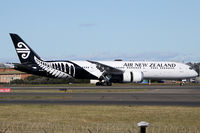 ZK-NZL @ YSSY - NZ101 from AKL - by Bill Mallinson