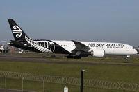 ZK-NZM @ YSSY - NZ103 from AKL - by Bill Mallinson