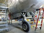 N4988N @ KFTW - Douglas / On Mark B-26K Counter Invader, undergoing restoration and mainenance, at the Vintage Flying Museum, Fort Worth TX