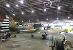 N252WB @ KFTW - Yakovlev (Aerostar) Yak-52W at the Vintage Flying Museum, Fort Worth TX