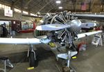 N7460C @ KFTW - North American AT-6F Texan at the Vintage Flying Museum, Fort Worth TX