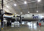 N529B @ KFTW - Boeing B-29A Superfortress at the Vintage Flying Museum, Fort Worth TX