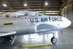 N165KK @ KFTW - Canadair CT-133 Silver Star 3 (T-33) at the Vintage Flying Museum, Fort Worth TX