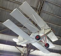 UNKNOWN - Universal American Flea Ship triplane at the Vintage Flying Museum, Fort Worth TX