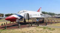 66-0289 @ KMER - F-4E Phantom II
