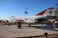 66-0294 - F-4 Gate guard SE of Tucson