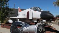 66-7716 - F-4D Gate guard Boron CA