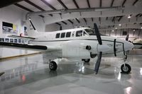 66-18000 @ THA - U-21A at Beechcraft museum - by Florida Metal