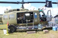 68-16425 @ KSUA - UH-1H at Stuart Air Show