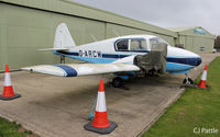 G-ARCW @ EGNI - Parked at Skegness - by Clive Pattle