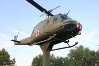 70-16358 - UH-1H gate guard Bay City Michigan