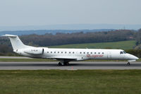 G-RJXI @ EGGD - Departing RWY 09 - by DominicHall