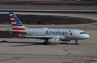 N834AW @ KPHX - Airbus A319-132 - by Mark Pasqualino