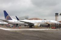 N37507 @ KHOU - Boeing 737-9 MAX