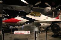 81-0663 @ KFFO - Thunderbird