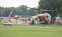 N2490B @ WS17 - Bell 47G