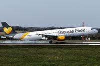 YL-LCZ @ EGGD - Landing RWY 09 - by DominicHall