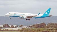 VH-NJA @ YPPH - Embraer ERJ-190-100LR Cobham Aviation VH-NJA. Perth International Airport. - by kurtfinger