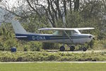 G-CINA @ EGBG - at Leicester - by Terry Fletcher