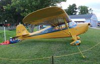 N3469E @ KOSH - Aeronca 11AC