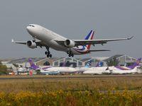F-RARF @ LFBD - French Air Force One - by Jean Christophe Ravon - FRENCHSKY