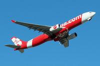 9M-XXG @ YPPH - Airbus A330-343 AirAsiaX 9M-XXG. Departed runway 21, YPPH 27/01/18.