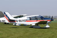 G-BUYS @ X3CX - Parked at Northrepps. - by Graham Reeve