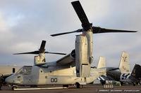 166724 @ KLAL - MV-22B Osprey 166724 EM-00 from VMM-261 Raging Bulls MAG-26 MCAS New River, NC