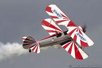 N212PC @ KLAL - Boeing A75N1(PT17) Stearman  C/N 75-553 , N212PC