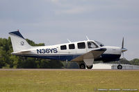 N36YS @ KLAL - Beech A36 Bonanza  C/N E-549 , N36YS