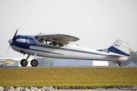 N3873V @ KLAL - Cessna 195 Businessliner  C/N 7335, N3873V