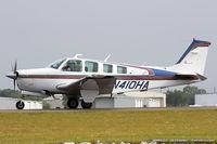 N410HA @ KLAL - Beech A36 Bonanza  C/N E-2035 , N410HA