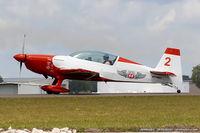 N718BH @ KLAL - Extra EA-300/L  C/N 111, N718BH