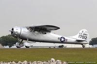 N1ZB @ KLAL - Cessna LC-126C  C/N 7855, N1ZB