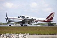 N2147N @ KLAL - Piper PA-32-300 Cherokee Six  C/N 32-7940035 , N2147N