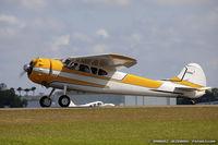 N2158C @ KLAL - Cessna 195B Businessliner  C/N 16143, N2158C