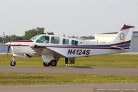 N4124S @ KLAL - Beech A36 Bonanza 36  C/N E-653, N4124S