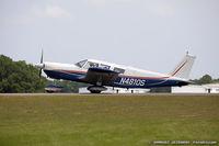 N4810S @ KLAL - Piper PA-32-260 Cherokee Six  C/N 32-1194 , N4810S