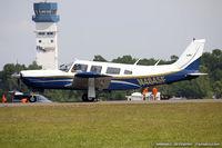N4845F @ KLAL - Piper PA-32R-300 Cherokee Lance  C/N 32R-7680482 , N4845F