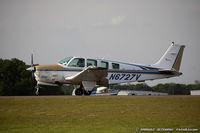 N6727V @ KLAL - Beech B36TC Bonanza  C/N EA-378 , N6727V