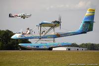 N6980A @ KLAL - AirCam  C/N AC020 , N6980A