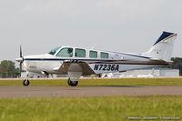 N7236A @ KLAL - Beech A36 Bonanza 36  C/N E-2209, N7236A