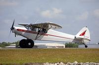 N8183C @ KLAL - Piper PA-18 Super Cub C/N 18-3642 , N8183C