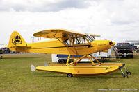 N954PC @ KLAL - Piper PA-18-135 Super Cub  C/N 18-3270 , N954PC