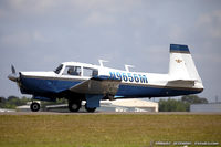 N9656M @ KLAL - Mooney M20C Ranger  C/N 670112, N9656M