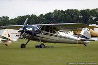 N9895A @ KLAL - Cessna 195A Businessliner  C/N 7598, N9895A