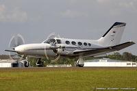 YV2963 @ KLAL - Cessna 425 Conquest I  C/N 425-0084, YV2963