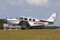 N136KC @ KLAL - Beech A36 Bonanza  C/N E-1373 , N136KC